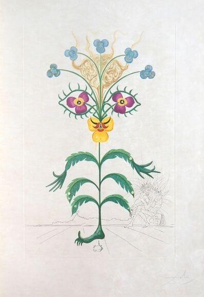 Salvador Dalí, 'Pisum Sensuale (lips)', 1968