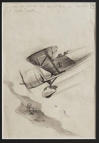 Bruno Munari, 'Studio Ali d'Italia', ca. 1933