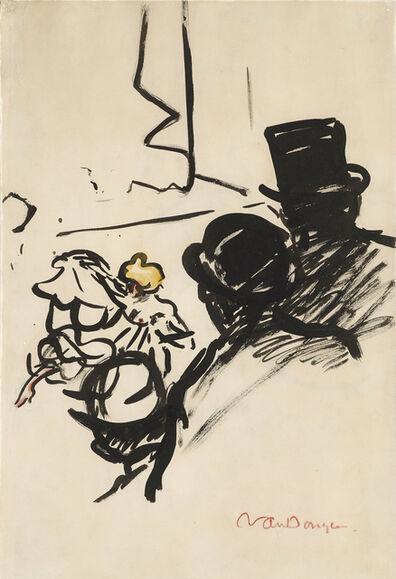 Kees van Dongen, 'Au café concert', 1905