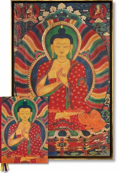 Thomas Laird, 'Murals of Tibet, Art Edition A'