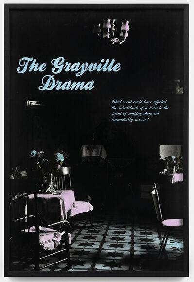 Martine Aballéa, 'The Grayville Drama', 1988-2021