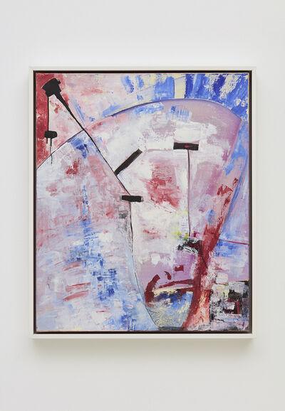 Huguette Caland, 'Portrait of Ed Moses', 1988