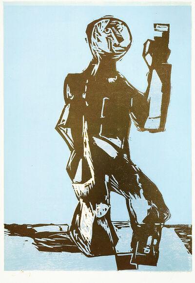 Markus Lüpertz, 'Clitunno', 1990/91