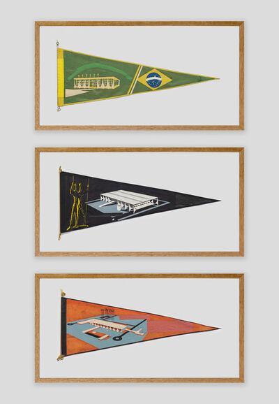 Bruno Faria, 'Landscape Memories / Brasilia', 2020
