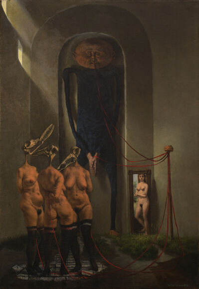 Federico Castellon, 'The Harem Favorite', ca. 1940