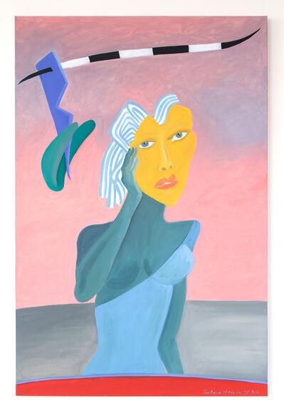 Barbara Nessim, 'Which Way?', 2020