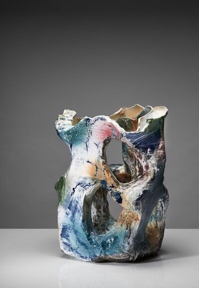 Johannes Nagel, 'Coloured Construction', 2018