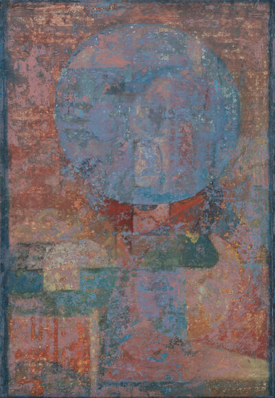 Mohammed Omar Khalil, 'Homage to Paul Klee', 1971
