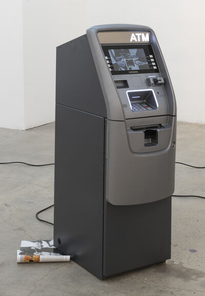 Michael Riedel, 'Riedel Automated Teller Machine', 2019