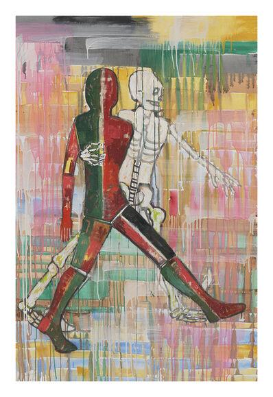 Jaune Quick-to-See Smith, 'Waltz', 2002