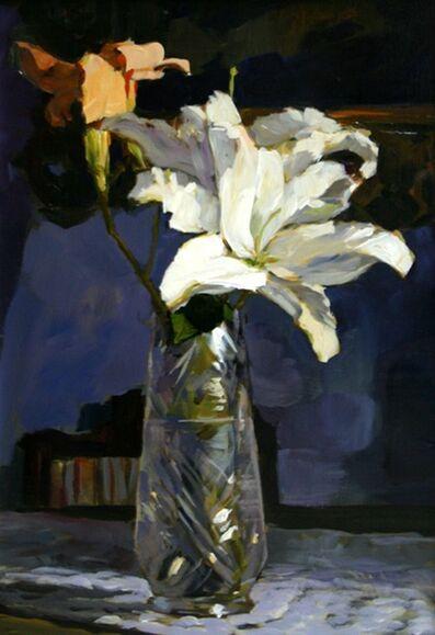 Janusz Szpyt, 'Lilies', 2013
