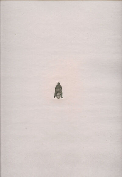 Reynier Leyva Novo, 'Margin Notes No. 11 (The Way in which Kim Il-sung Was Born)', 2015