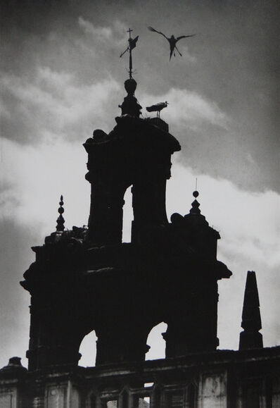 Martin Munkacsi, 'Untitled (Church Spire, Seville)', ca. 1930