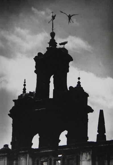 Martin Munkácsi, 'Untitled (Church Spire, Seville)', ca. 1930