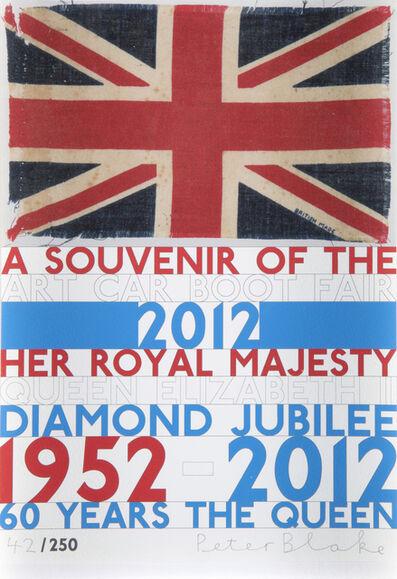 Peter Blake, 'Diamond Jubilee', 2012