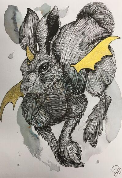 Giulia Ronchetti, 'Hare Werewolf', 2018