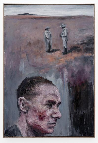 Johann Louw, 'Knersvlakte - Portret 1', 2019