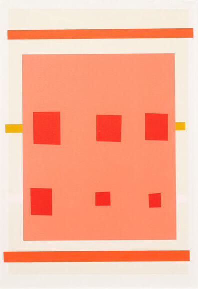 Imi Knoebel, 'Untitled (Pink)', 1996-1997