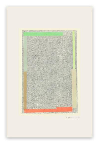 Elizabeth Gourlay, 'Note d', 2017