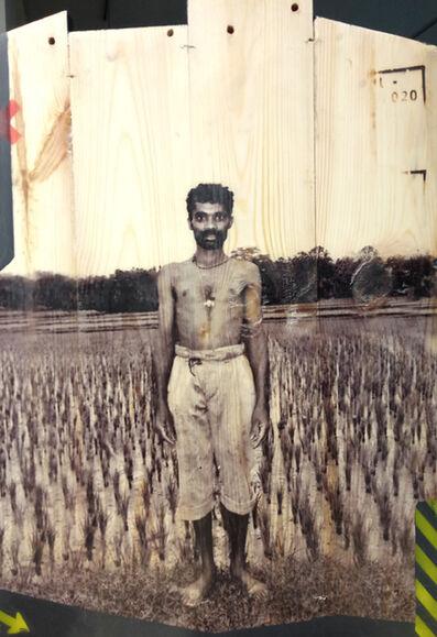 Arunkumar H. G., 'Vulnerable Guardian Series (Pair 5)', 2018