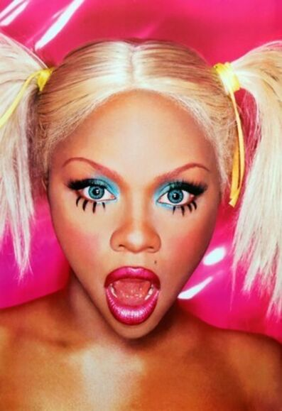 David LaChapelle, 'Lil Kim : Blow Up Doll', 2000