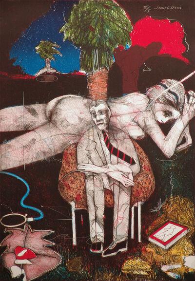 James G. Davis, 'Manifestation', 1984