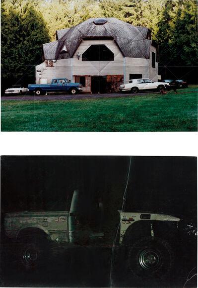 Oscar Tuazon, 'Two works: (i) Geodesic Dome House; (ii) Off Road', 2007