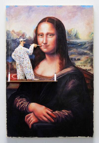 Stephen Hansen, 'Mona Lisa (da Vinci)', 2019