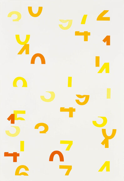 Darren Almond, 'Digital Yellow', 2014