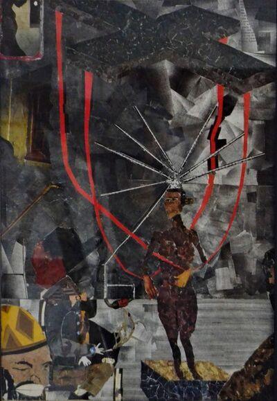 Mesuli Mamba, 'The Cross becomes Her', 2016