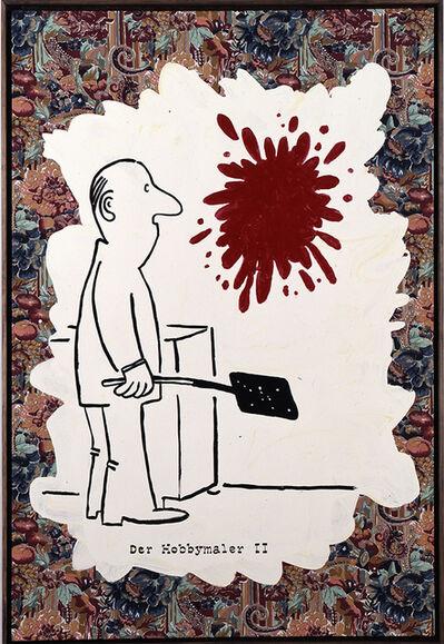 Achim Duchow, 'Hobbymaler II', 1991