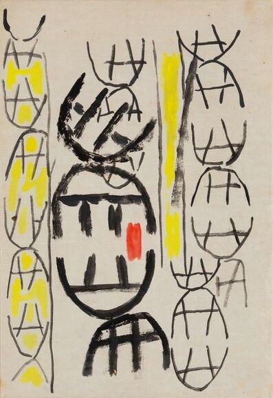 Giuseppe Capogrossi, 'Superficie CP 513', 1964-1965