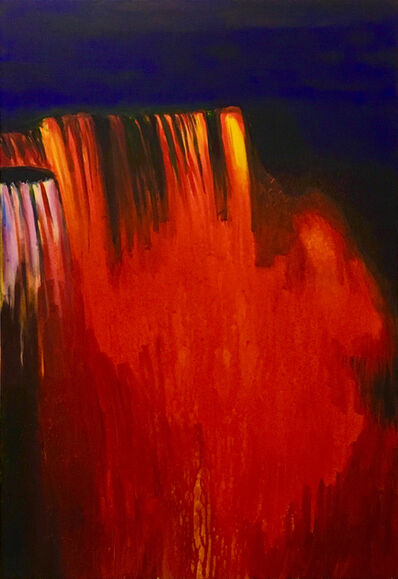 C.J. Chueca, 'At Night (the power of running)', 2019-2020