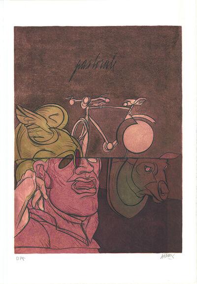 Valerio Adami, 'Pastorale', 1982