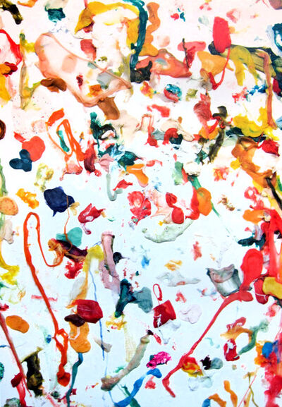 Dan Colen, 'Untitled (Bubblegum)', 2011