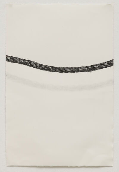 Claudia Parducci, 'Rope Drawing Day 8', 2018
