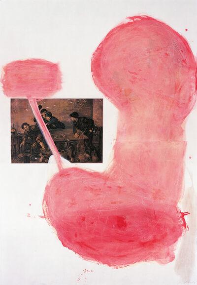 Julian Schnabel, 'Le Tango II', 1991