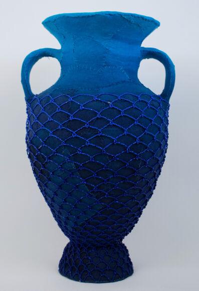 Tasha Lewis, 'Netted Amphora III', 2018