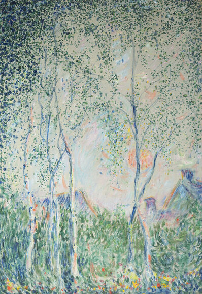 Theodore Earl Butler, 'Sunset, Giverny', Date Unknown