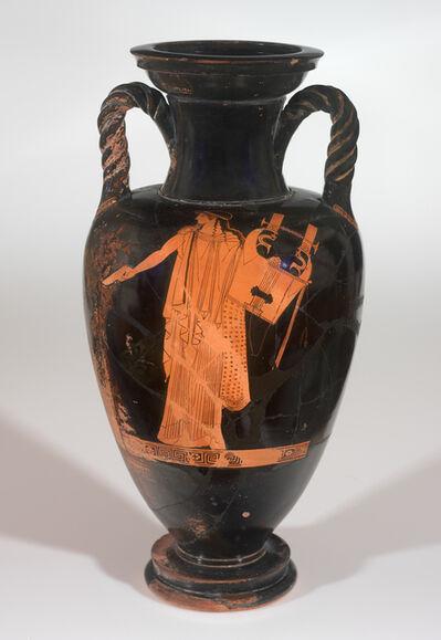 'Storage Jar (Amphora)', ca. 500-475 BCE