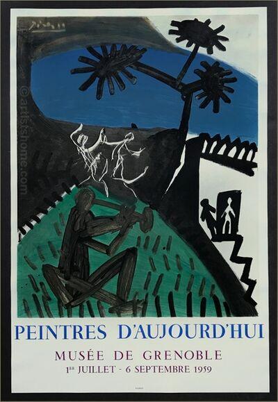 Pablo Picasso, 'Original Exhibition Poster', 1959