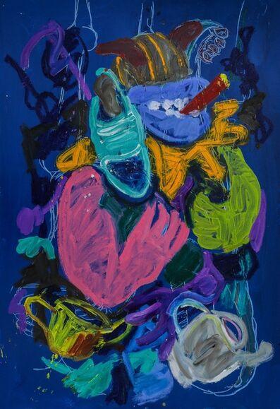 Gresham Tapiwa Nyaude, 'Covid Blues Pt 3', 2020