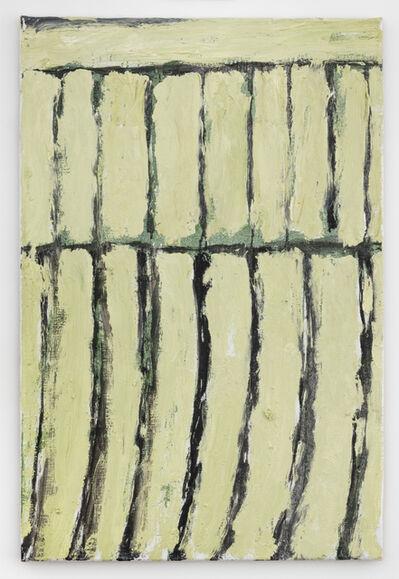 Pat Passlof, 'Q3', 2000
