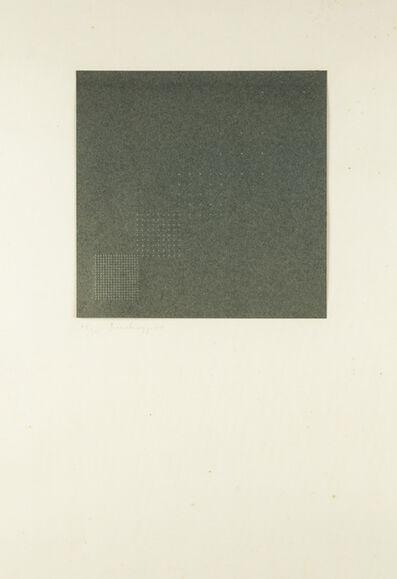 Antonio Scaccabarozzi, 'Grigio su grigio', 1970