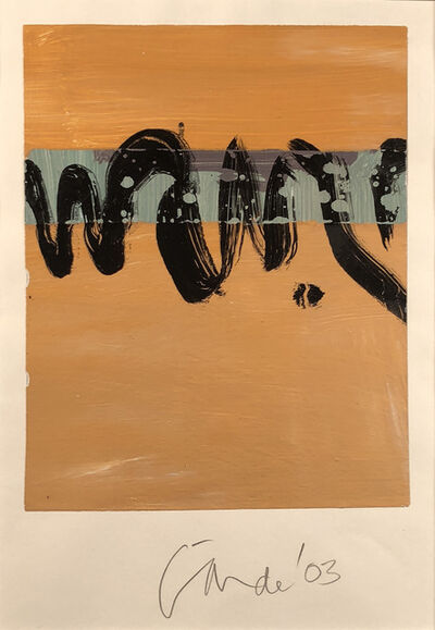 Harold Garde, 'Untitled', 2003