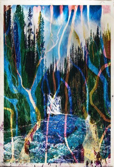 Matthew Brandt, 'Lewis Falls C2M5Y3', 2014