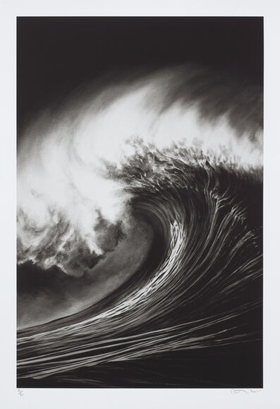 Robert Longo, 'Serpent's Tongue', 2005