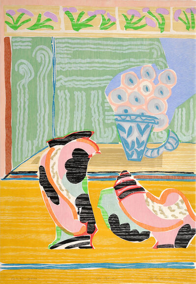 Betty Woodman, 'Kabuki Space', 2000