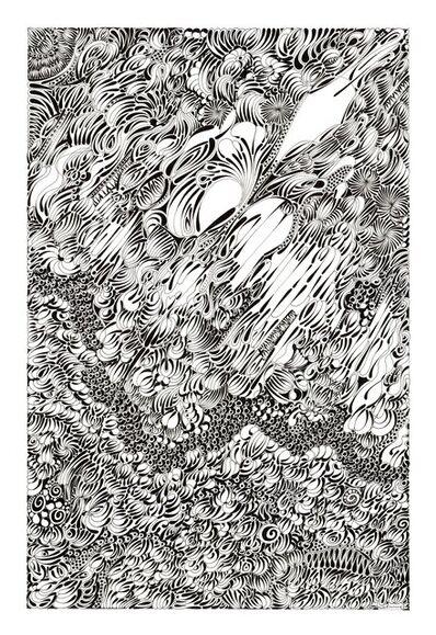 Marian Fannon Christian, 'Storm', 2011