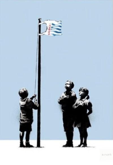 Banksy, 'Very Little Helps', 2008